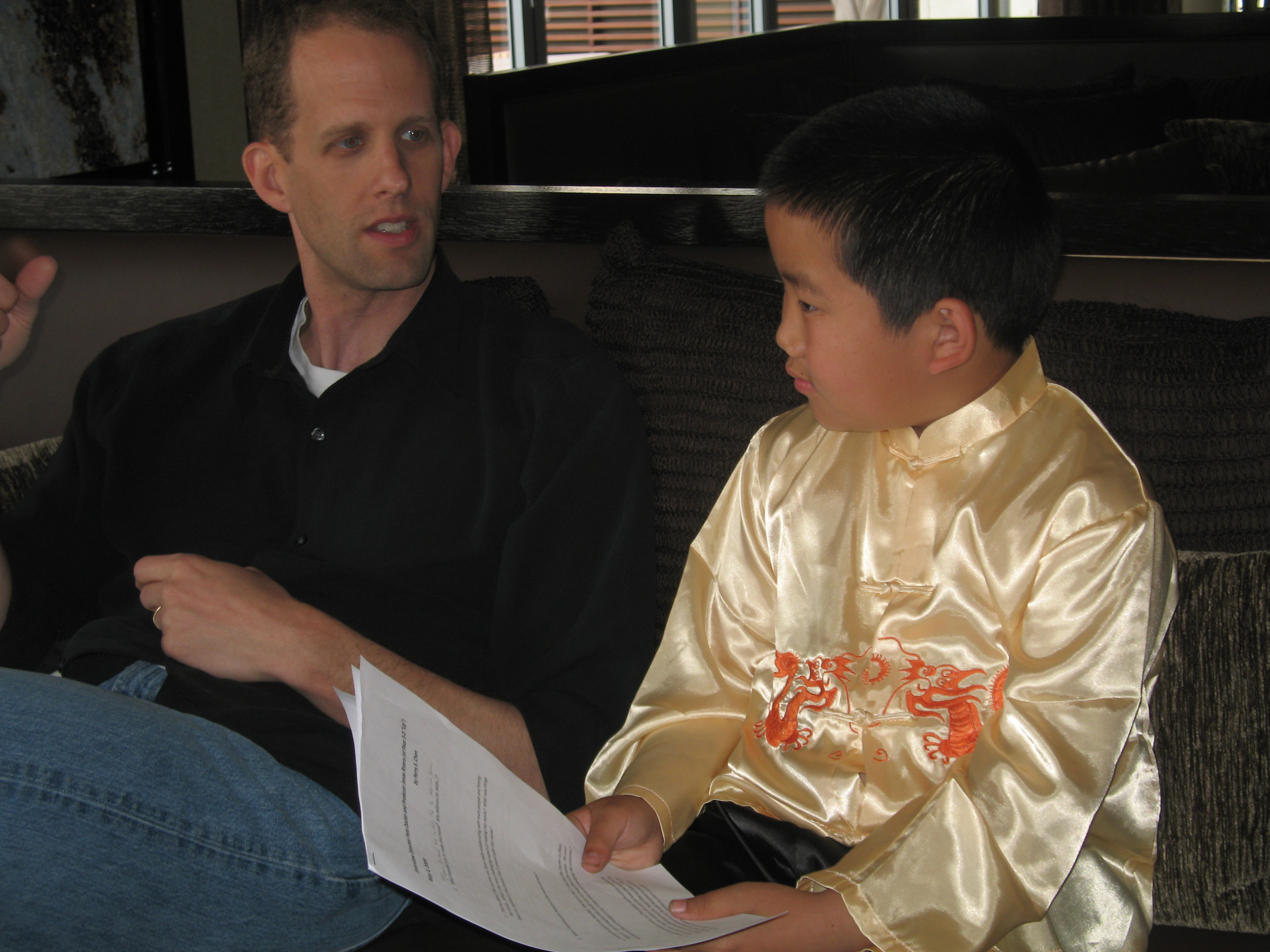 Perry interviewing Pete Docter 1.JPG