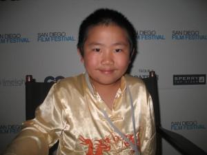 Perry Chen@ San Diego Film Festival 9-26-09