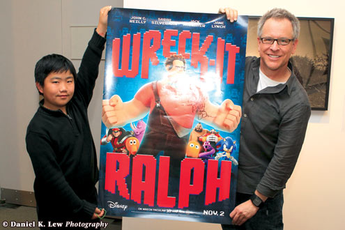 RichMoore-Wreck-It-Ralph-PerryChen-Copyright-By-DanielKLew