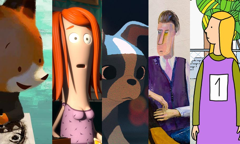 2015 Oscar-nominated Animated Shorts