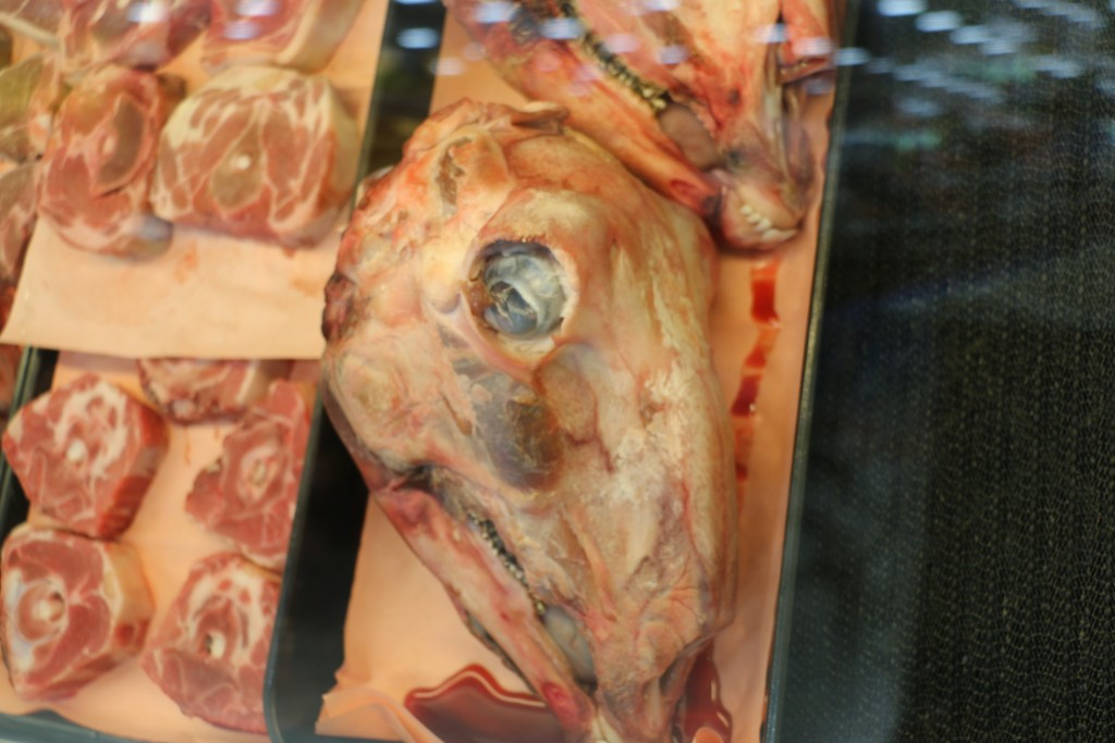 Lamb head