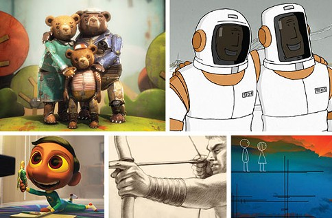 2016 Oscar-nominated animation shorts